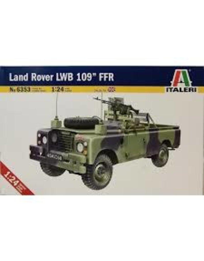 Italeri Land Rover 109 LWB 4x4