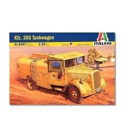 Italeri Tank KZF 305 Tank Wagon