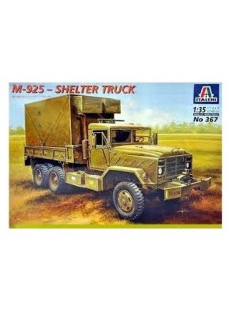 Italeri 1/35 M925 5T Shelter Truck