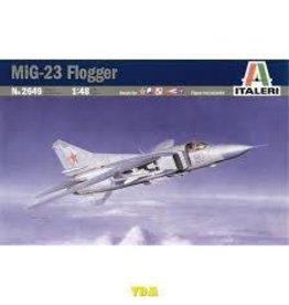 Italeri Italeri 2649 1/48 MiG-23 Flogger