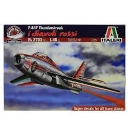 Italeri 1/48 F84F Thunderstreak Diavol