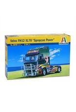 Italeri 1/24 Volvo FH12 Spraycan Power