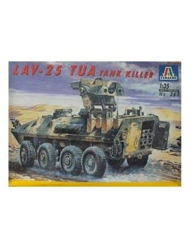 Italeri Italeri 263 1/35 LAV-25 TUA Tank Killer