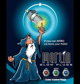 Merlin Merlin Glow plug Turbo Medium