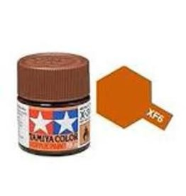 Tamiya Tamiya XF-6 Copper Flat Acrylic Paint 10ml