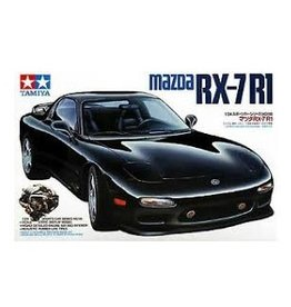 Tamiya Tamiya 1/24 Mazda RX-7 R1 Scaled Plastic Model Kit