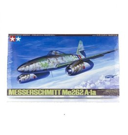 Tamiya Tamiya 1/48 Messerschmitt Me 262 A-1a Fighter Scaled Plastic Model Kit