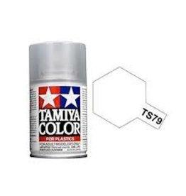 Tamiya Tamiya TS-79 Semi Gloss Clear Lacquer Spray Paint 100ml
