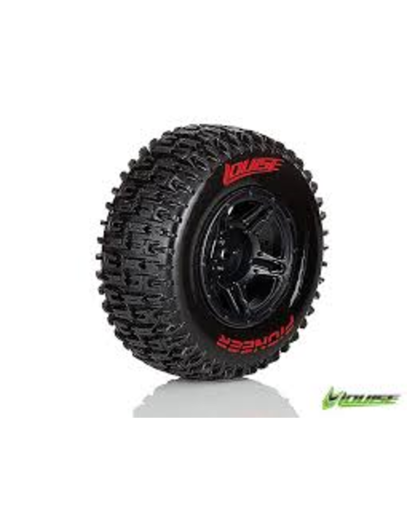 Louise SC-Pioneer Tyre And Rim SC10 Front