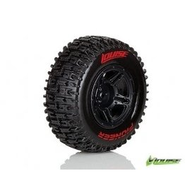 Louise SC-Pioneer Tyre & Rim Front