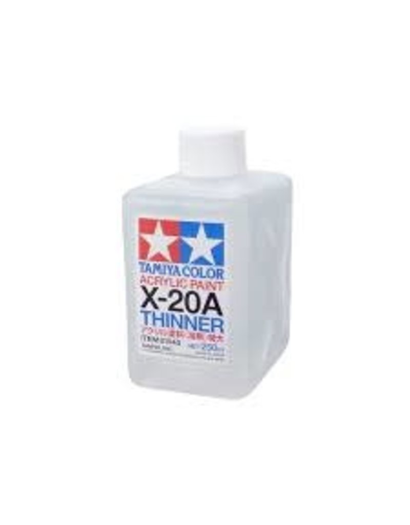 Tamiya Tamiya X-20A Acrylic Paint Thinner 250ml