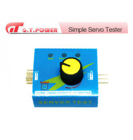 GT Power Simple Servo Tester