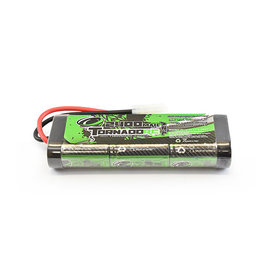 Tornado RC TORNADO RC 2400MAH 7.2V NIMH STICKPACK TAMIYA CONNECTOR