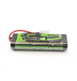Tornado RC TORNADO RC 5000MAH 7.2V NIMH STICKPACK TAMIYA CONNECTOR