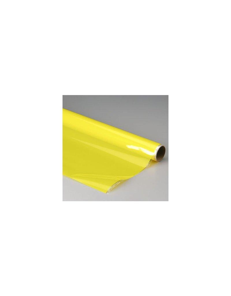 Top Flite Top Flite MonoKote Translucent Yellow 6'