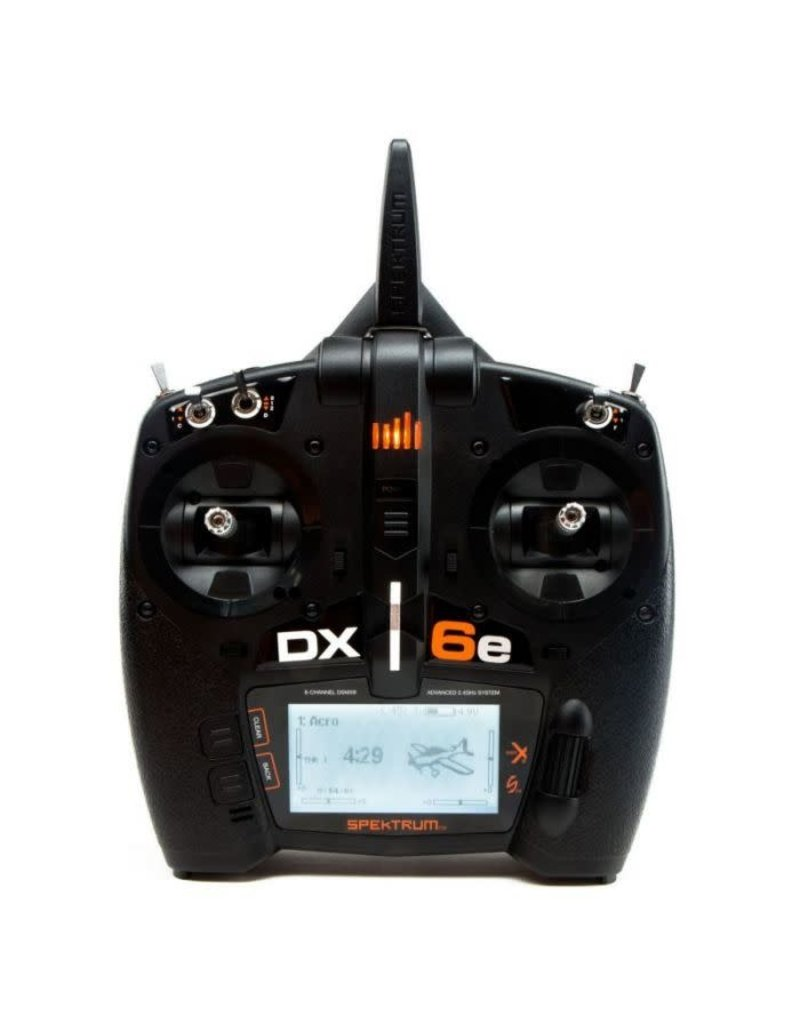 Spektrum Spektrum DX6e DSM-X 6 Channel Transmitter Only