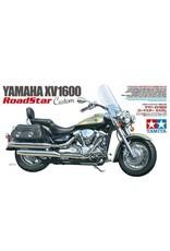 Tamiya Tamiya 1/12 Yamaha XV1600 Road Star Customer Motorcycle Plastic Model Kit