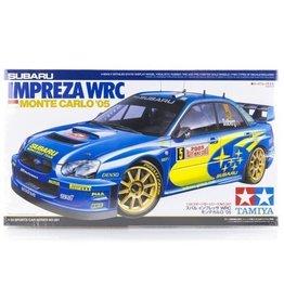 Tamiya Tamiya 1/24 Subaru Impreza WRC '05 Monte-Carlo Scaled Plastic Model Kit