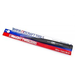 Tamiya Tamiya Long Straight Tweezers