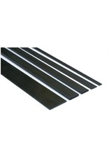 Model Engines CARBON FIBRE STRIP 01 X 3mm X 1m