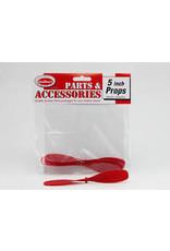 Guillows Guillows 5 PLASTIC PROPS ( 3 PER BAG )