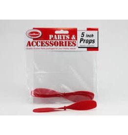 """Guillows Guillows 5"""" Plastic Props (3 Per Bag)"""