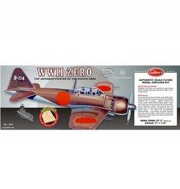 Guillows Guillows Mitsubishi Zero WWII Laser Cut Model Kit