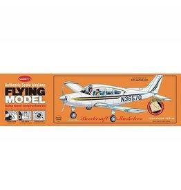Guillows Guillows Beechcraft Musketeer Flying Model Kit