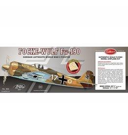 Guillows Guillows Focke-Wulf FW-190 Model Kit