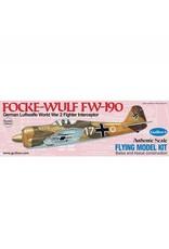 Guillows Guillows Focke-Wulf FW-190 Flying Model Kit