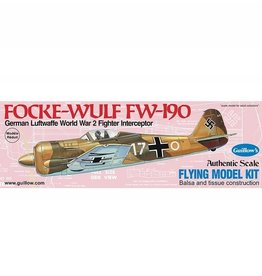 Guillows FOCKE-WULF FW-190 MODEL KIT