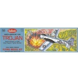 Guillows Guillows T-28 Trojan Flying Balsa Model Kit