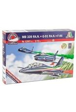 Italeri ME339 FIAT G91 SABRE FRECE