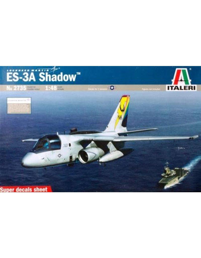 Italeri 1/48 ES-3A SHADOW