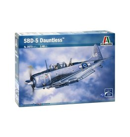 Italeri 1/48 SBD 5 DAUNTLESS