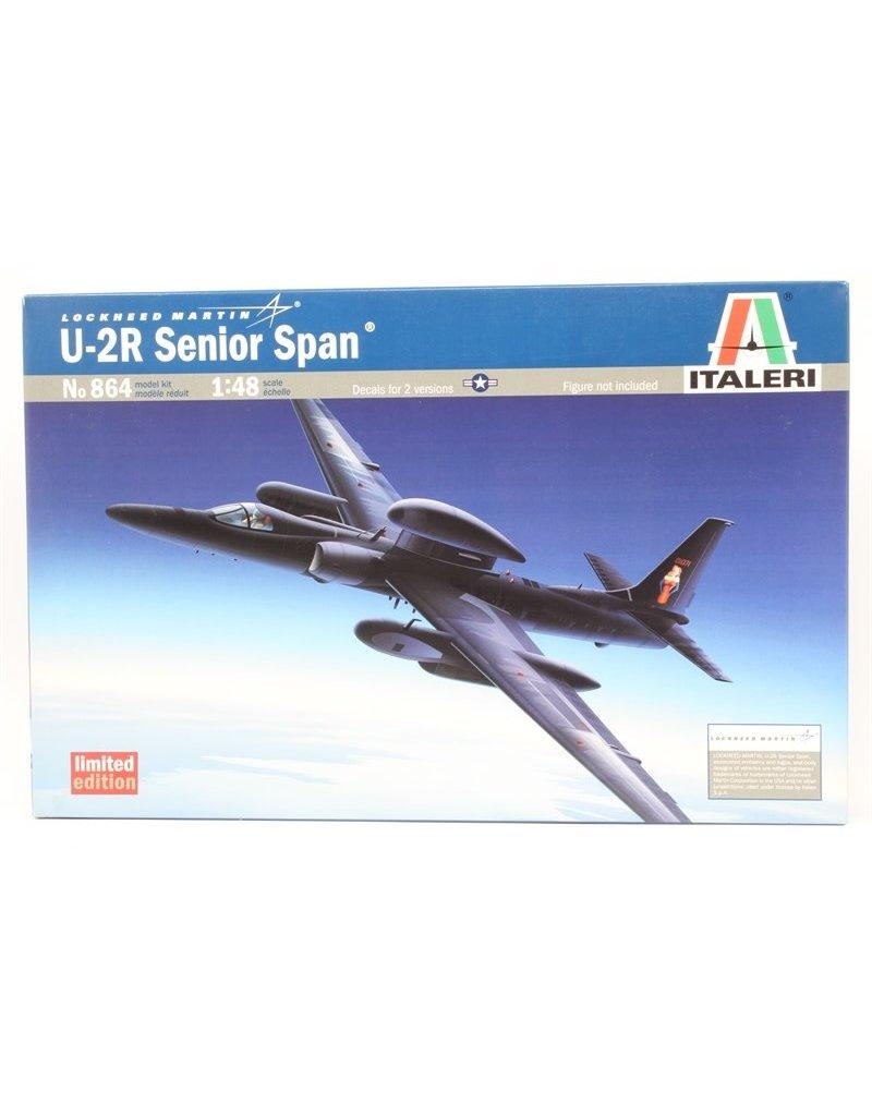 Italeri 1/48 UR2 SENIOR SPANR42 AUSF