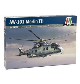 Italeri Italeri 1295 1/72 Agusta Westland AW-101 Merlin TTI