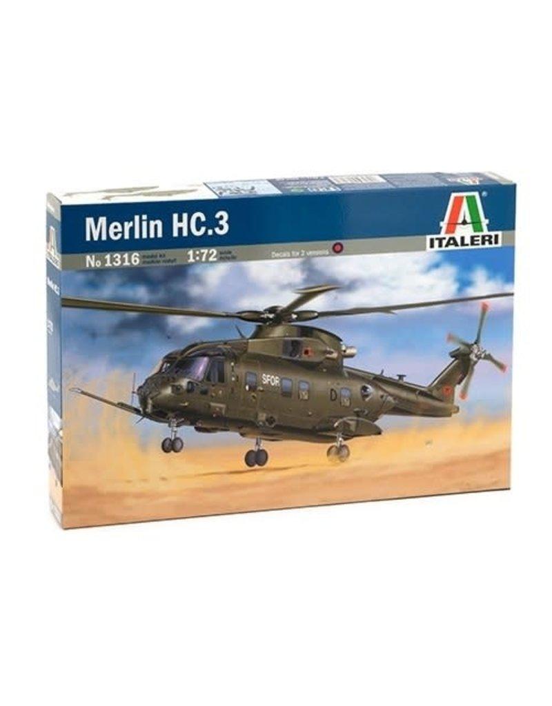 Italeri 1/72 MERLIN HC3