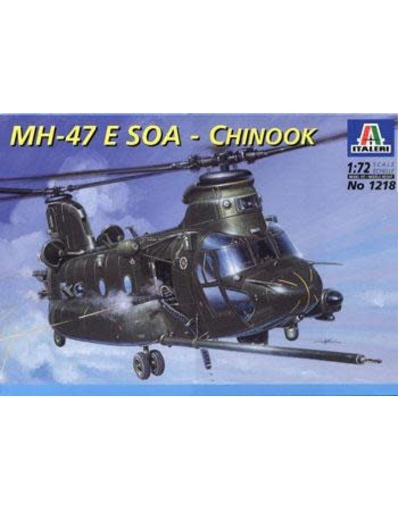 Italeri 1/72 MH47E CHINOOK SOA