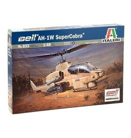 Italeri Italeri 833 1/43 AH-1W SuperCobra