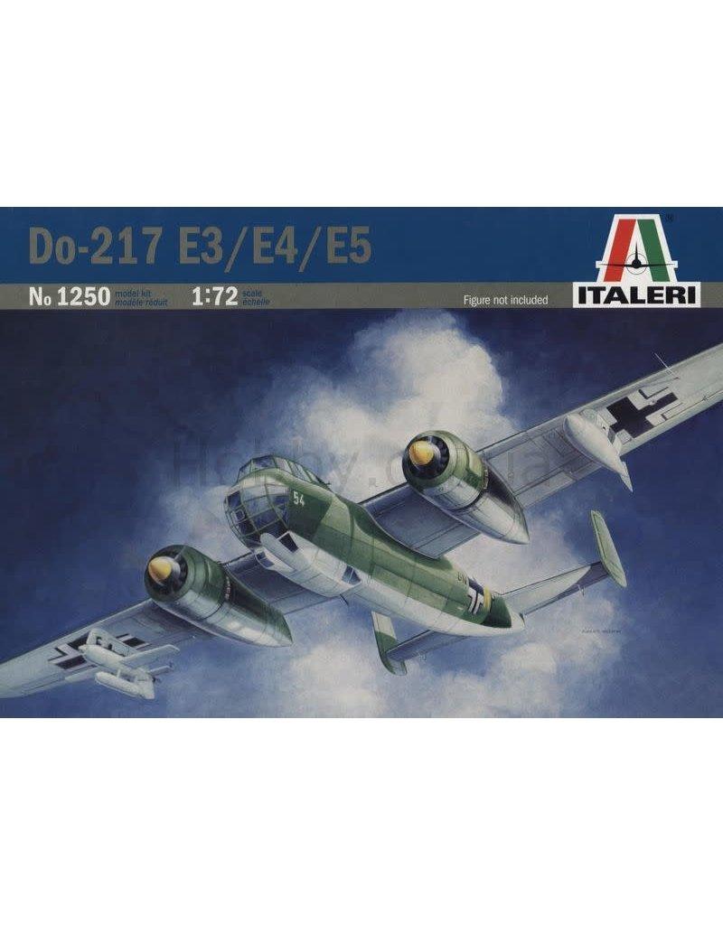 Italeri Italeri 1250 1/72 Dornier DO-217 E3/E4/E5