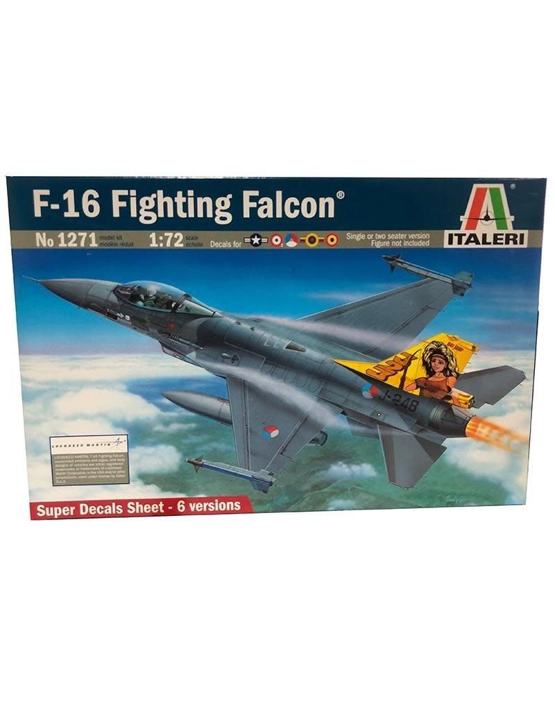 Italeri F-16 A/B FIGHTING FALCON