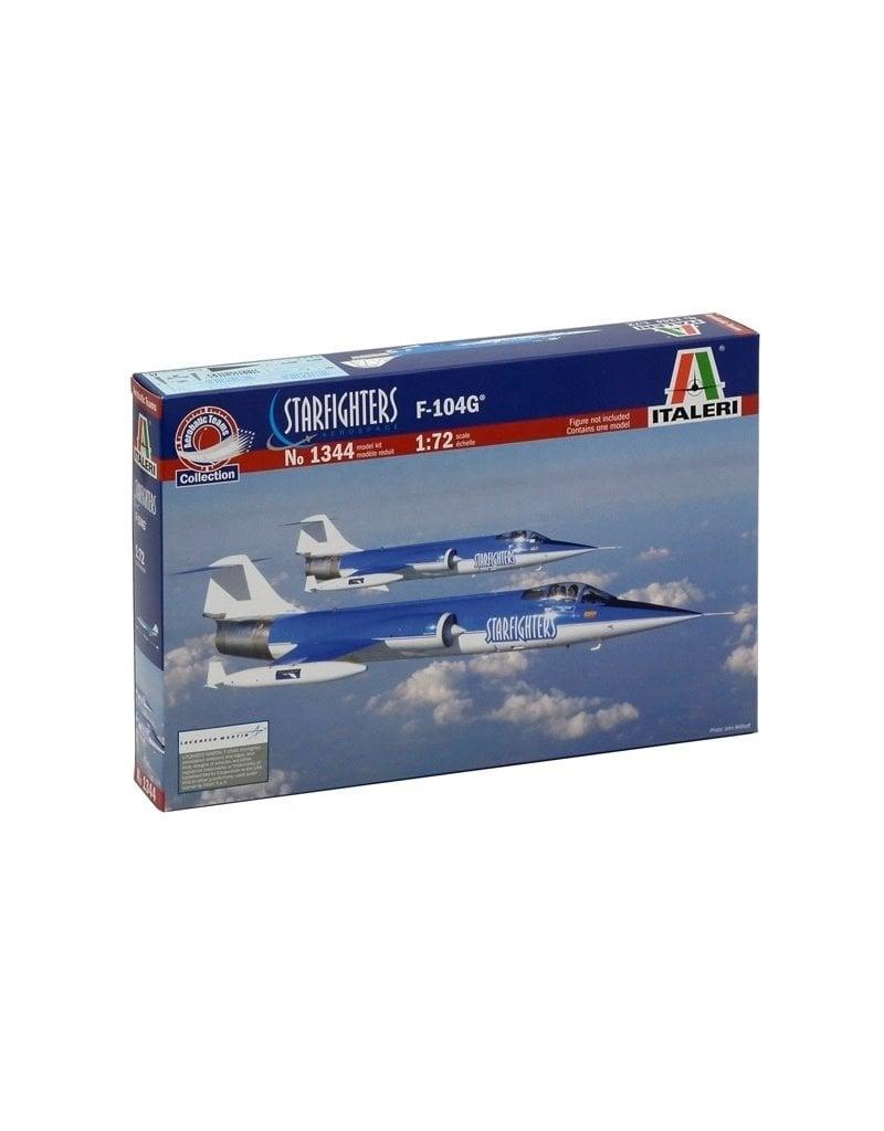 Italeri Italeri 1344 1/72 Starfighters F-104G