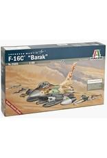 Italeri F16D BARAK