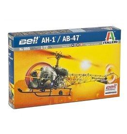 Italeri Italeri 0095 1/72 AH-1/AB-47