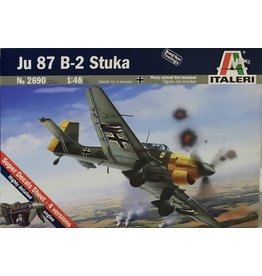 Italeri Italeri 2690 1/48 JU 87 B-2 Stuka