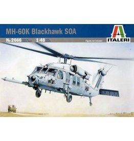 Italeri Italeri 2666 1/48 MH-60K Blackhawk SOA