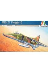 Italeri MIG-27 FLOGGER-D