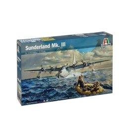 Italeri SUNDERLAND MK111 + AU DECALS