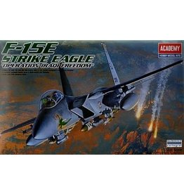 Academy 1/48 F15E STRIKE EAGLE OPRERATION
